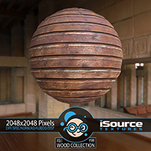 Wood Collection - Vol1 (PBR Textures) image 3