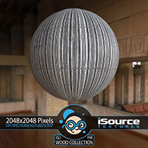 Wood Collection - Vol1 (PBR Textures) image 5