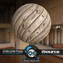Wood Collection - Vol1 (PBR Textures) image 6