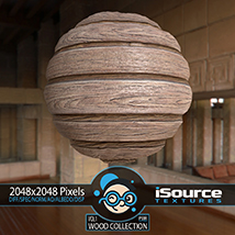 Wood Collection - Vol1 (PBR Textures) image 7