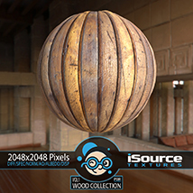 Wood Collection - Vol1 (PBR Textures) image 8