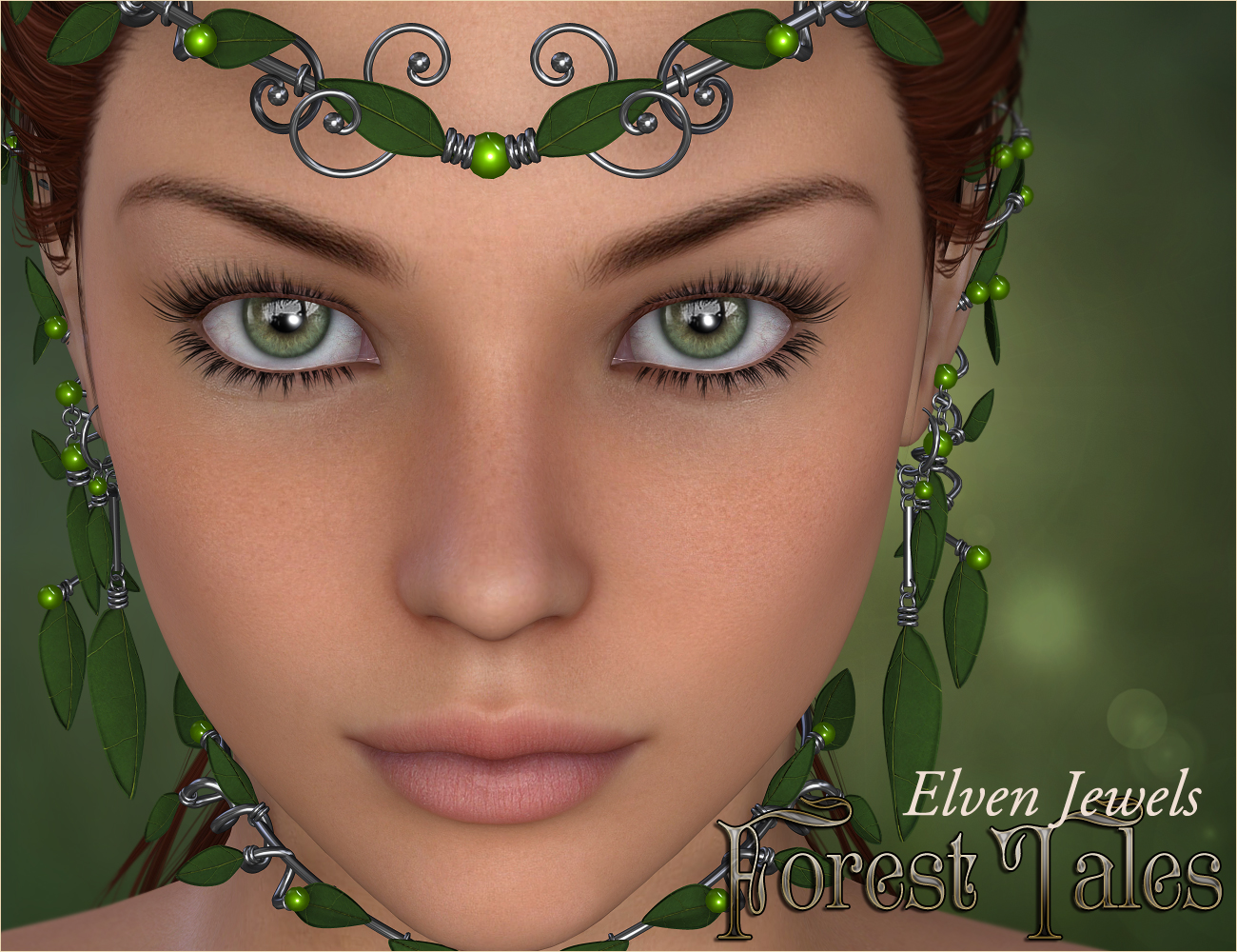 Forest Tales - Elven Jewels by digiPixel