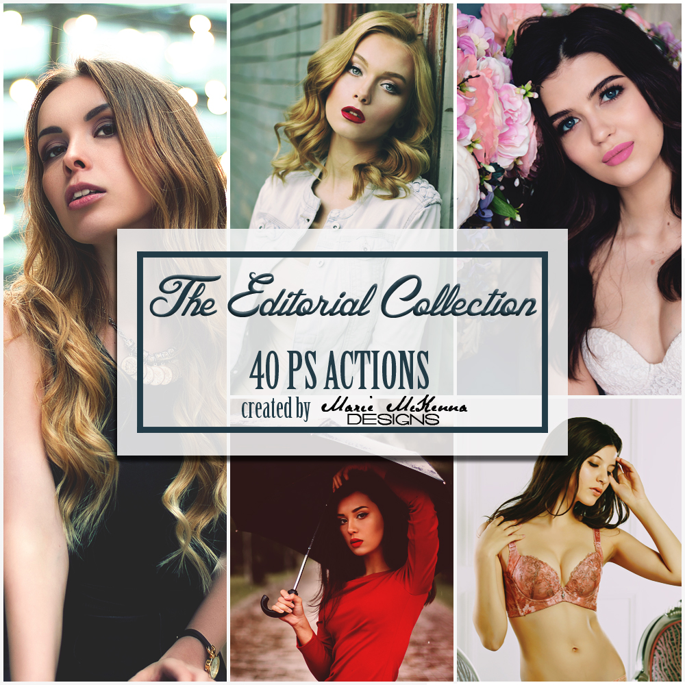 PS Actions - The Editorial Collection
