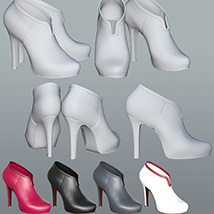 Saraid & Teodora Boots for G2f and G3f image 2