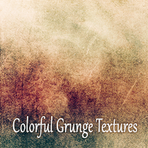 Colorful Grunge Textures image 1