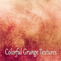 Colorful Grunge Textures image 2