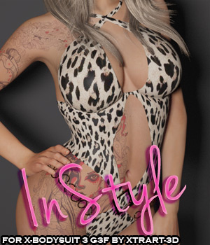 InStyle - X-Bodysuit3 for G3F