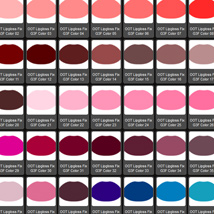 Iray Lipgloss and Lipcolors for Genesis 3 Female(s) image 5