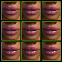 Iray Lipgloss and Lipcolors for Genesis 3 Female(s) image 7