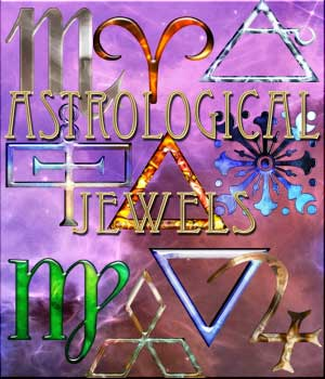Harvest Moons Astrological Jewels 2D Merchant Resources MOONWOLFII