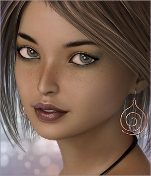 Aphra for Genesis 3 Female(s) 3D Figure Assets Sabby