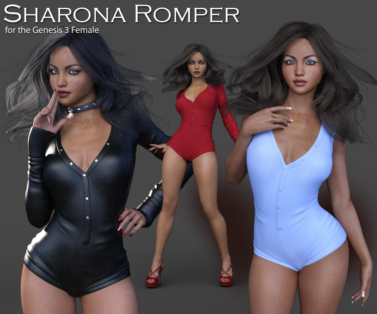 Sharona Romper for G3