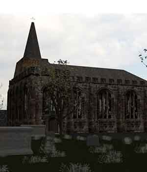 The Priory: - A Medieval English Style Church  3D Models serum