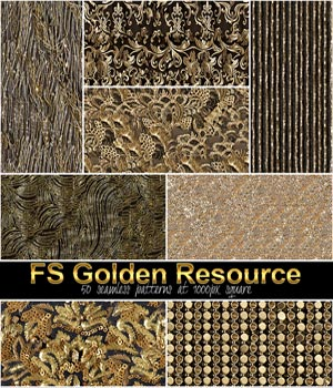 FS Golden Resource 2D Graphics FrozenStar