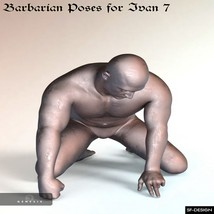 Barbarian Poses for Ivan 7 image 6