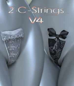 Blushing Cs V4 3 & 4 3D Figure Essentials nirvy