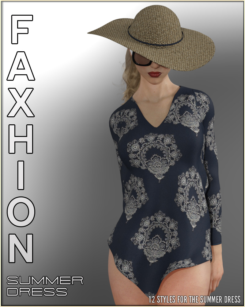 Faxhion - Summer Dress
