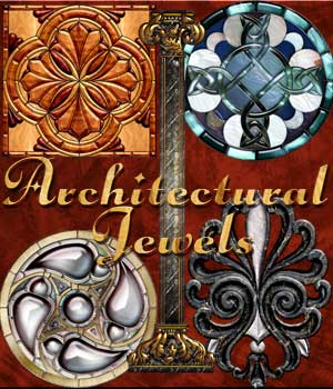 Harvest Moons Architectural Jewels 2D Graphics Merchant Resources Harvest_Moon_Designs