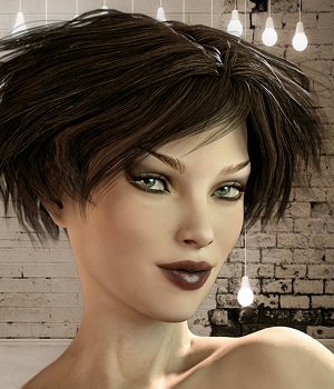 Mia for Genesis 3 Female(s) 3D Figure Essentials Spiritfoxy