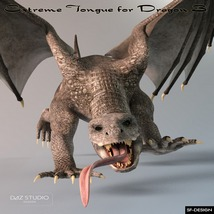 Extreme Tongue for Dragon 3 image 2