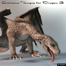 Extreme Tongue for Dragon 3 image 4