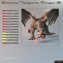 Extreme Tongue for Dragon 3 image 5