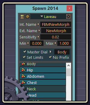 Spawn 2014 3D Software : Poser : Daz Studio Netherworks