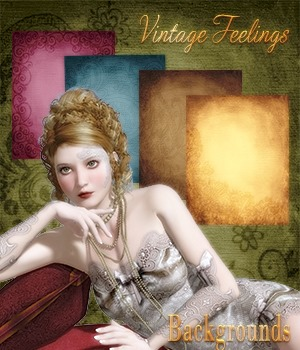 Vintage Feelings Backgroungs 2D vanda51