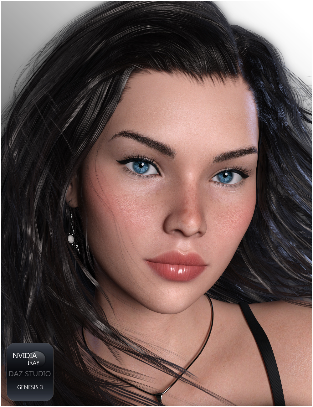 GDN Darla for Genesis 3 Female