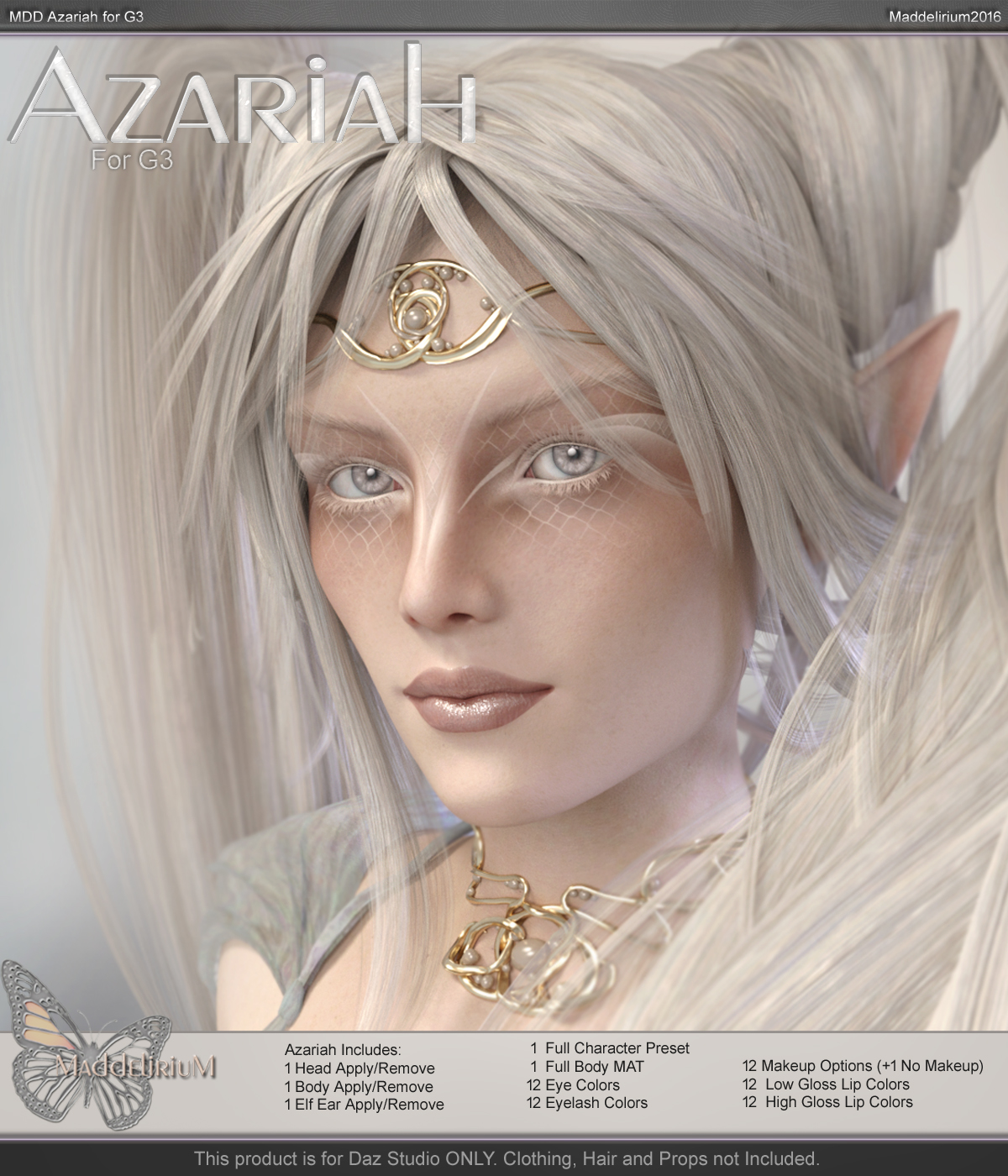 MDD Azariah for G3