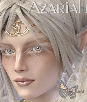 MDD Azariah for G3 3D Figure Essentials Maddelirium