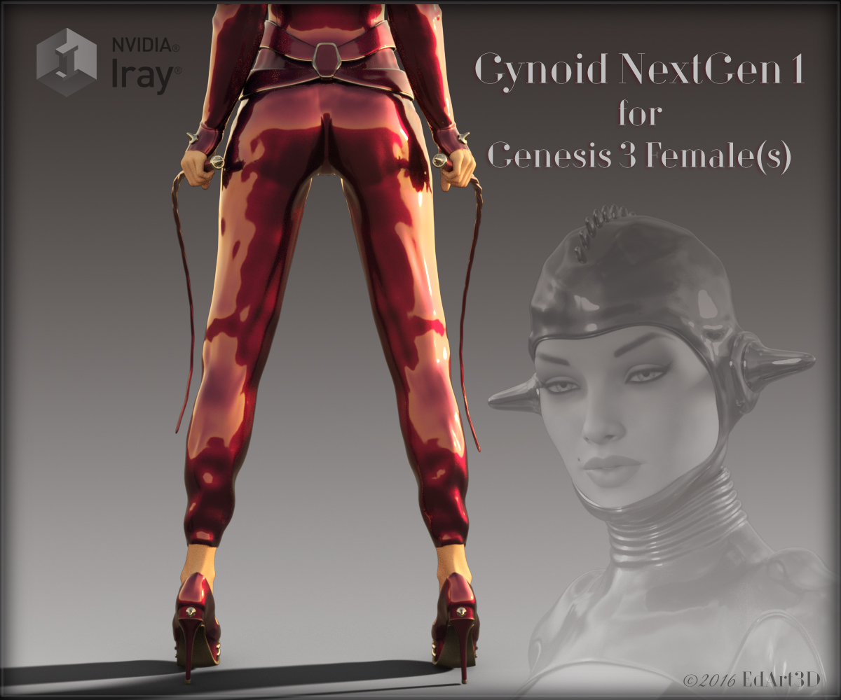 Gynoid NextGen1 for G3F