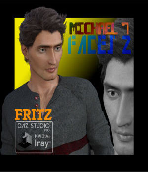 M7 FACES 2 3D Figure Essentials farconville