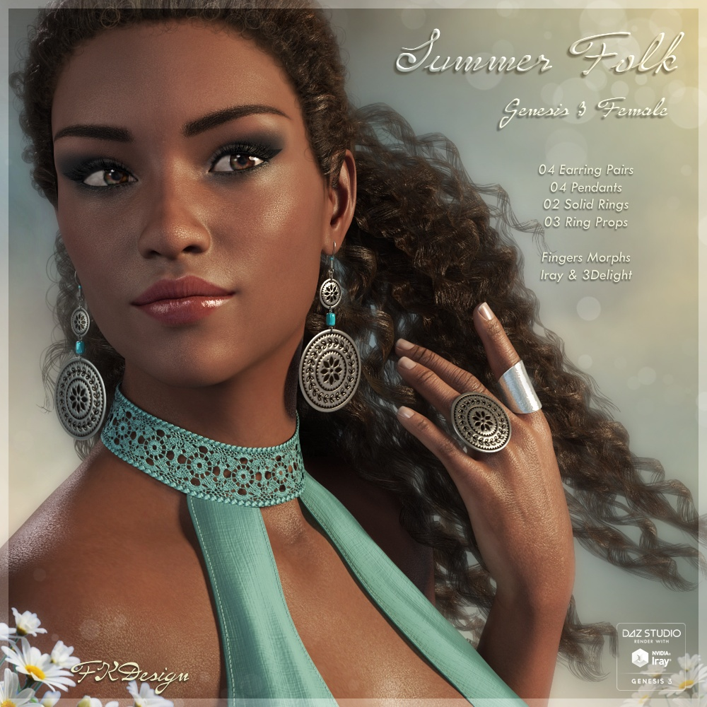 SummerFolk Jewels G3F