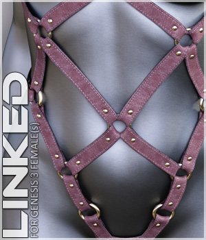 Linked for Genesis 3 Females 3D Figure Essentials lilflame