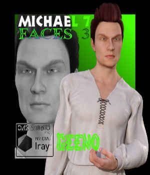M7 FACES 3 3D Figure Essentials farconville