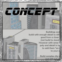 SciFi City Construction Set 2 image 1