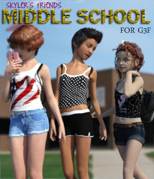 Skyler's Friends - Middle School