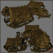 Medieval Lumbermill - Extended License image 2