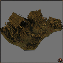 Medieval Lumbermill - Extended License image 4