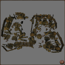 Medieval Lumbermill - Extended License image 6