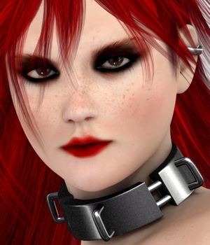Valentina for Pauline 3D Figure Essentials Tempesta3d