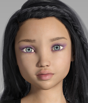 Mila for Tween Julie 7 3D Figure Essentials Anagord