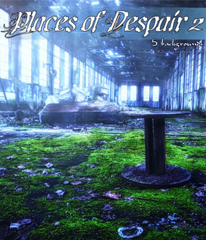 Places of Despair 2 2D backgrounds 2D bonbonka