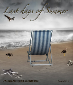 Last days of Summer 2D Graphics ornylia