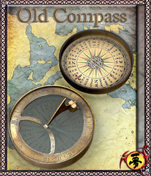 Old Compass 3D Models mtlegacy