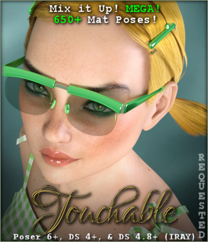 Touchable Hr-080 by -Wolfie-