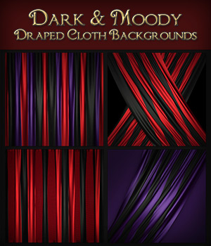 Dark and Moody Cloth Backgrounds 2D Graphics Frequency