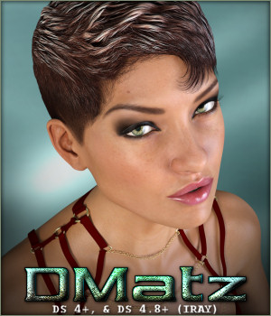 DMatz MSC Moon Hair