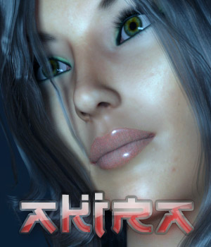 Akira for G3F 3D Figure Essentials Anain